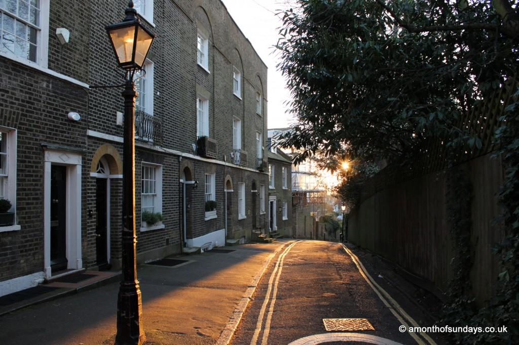 Street in Hampstead