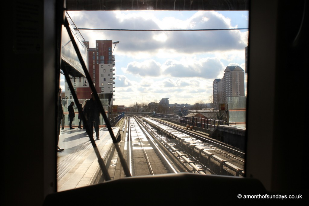 Driving the DLR