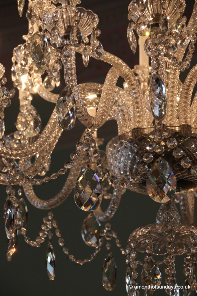 Chandos chandelier