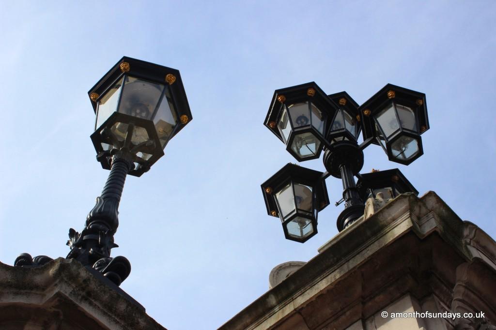 Buckingham lanterns