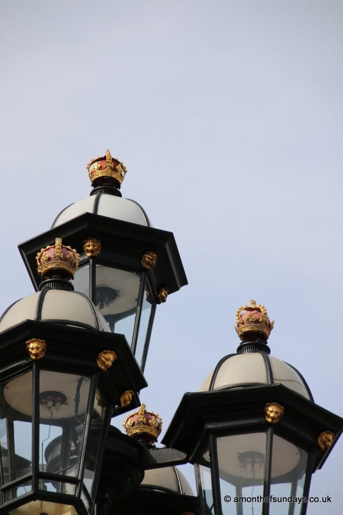 Buckingham lantern