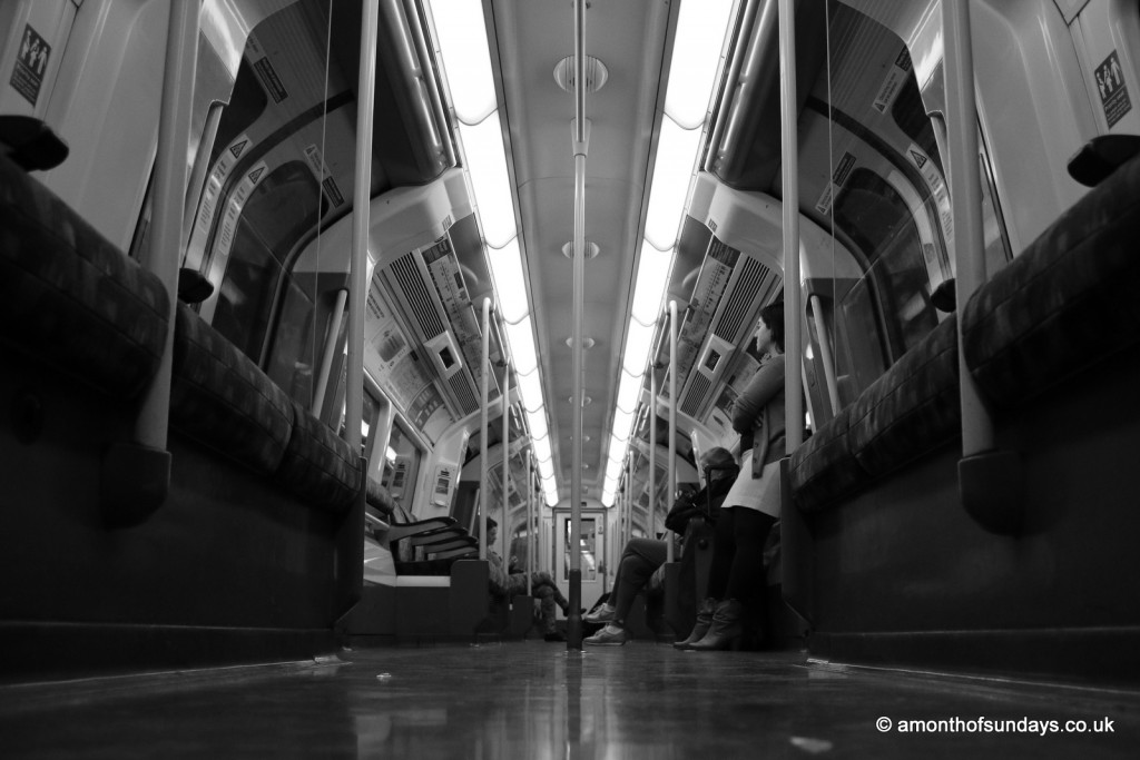 Tube carriage