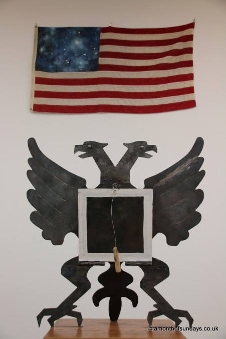 American symbols at Saatchi Gallery
