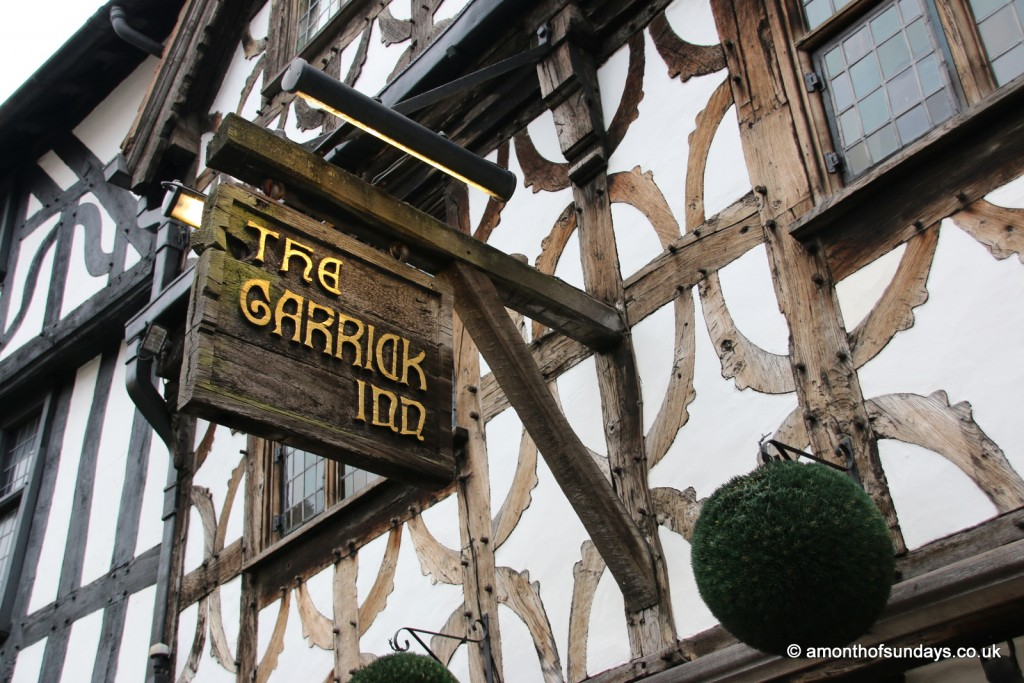 The Garrick Inn in Stratford-upon-Avon