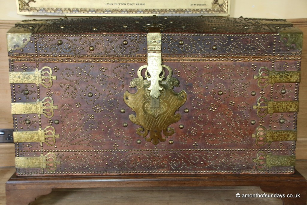 Chest at Lodge Park