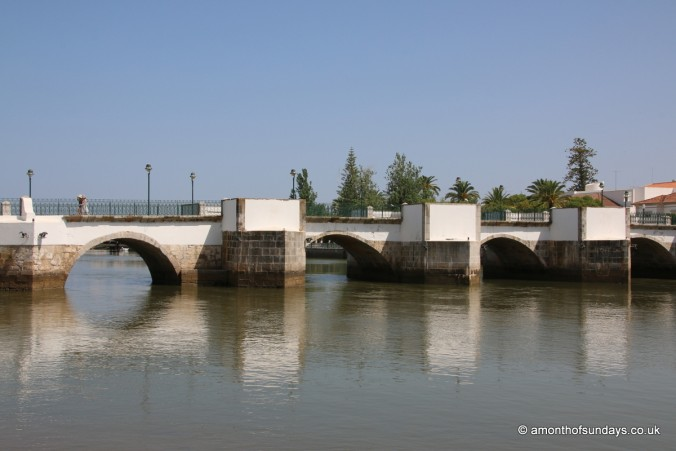 Roman Bridge in Tavira
