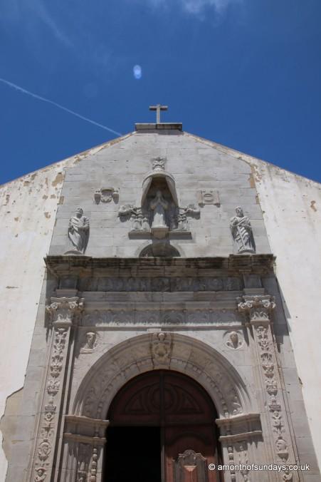 Igreja da Misericordia in Tavira