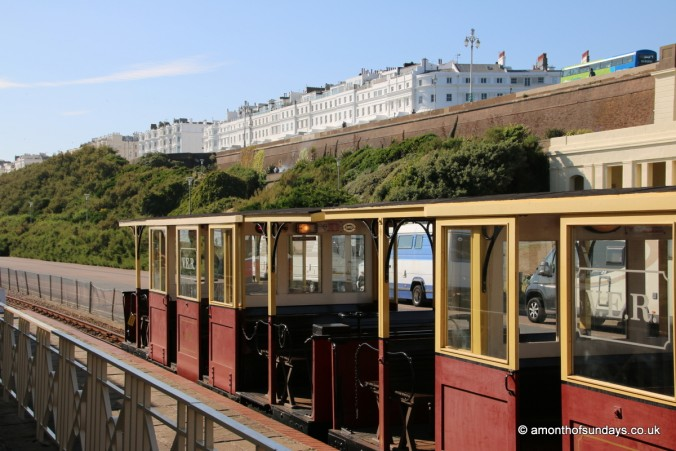 Volks Electric Railway in Brighton