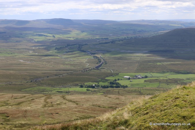 View over the Yorkshire Dales