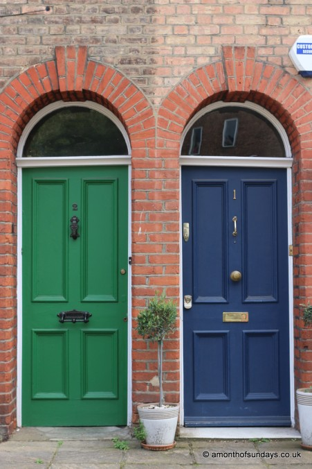 Doors in Hampstead