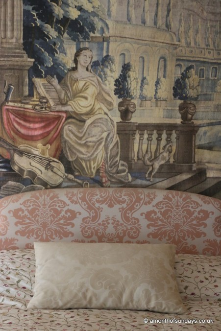 Bedroom in Fenton House