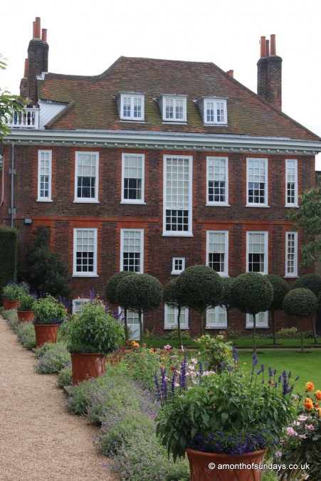 Garden at Fenton House