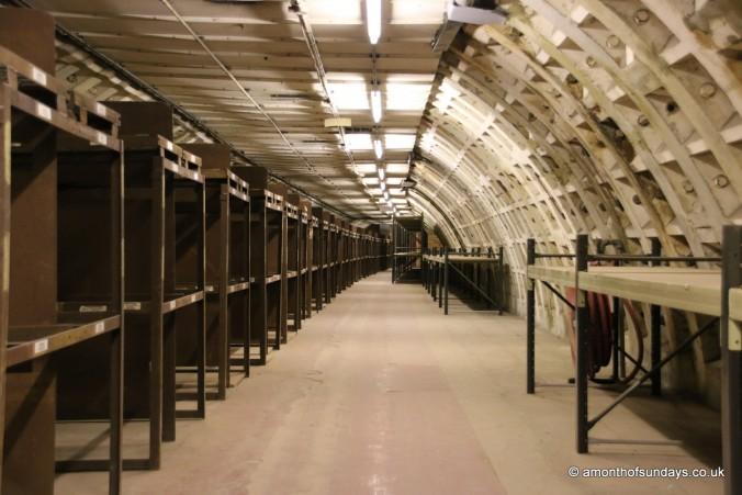Clapham South Deep Level Shelter