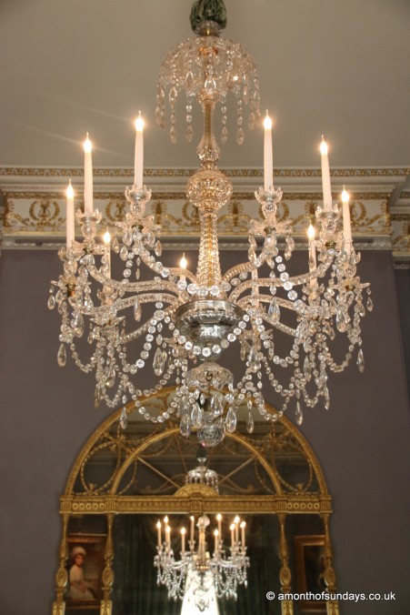 Chandelier at Kenwood House