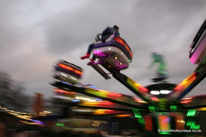 Ride at Winterville