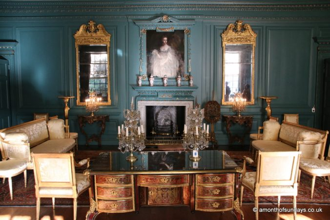 Inside Treasurer's House
